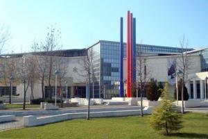 το κτίριο της Δημοτικής Πινακοθήκης Λάρισας