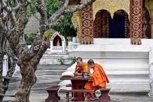 Βουδιστές καλόγεροι