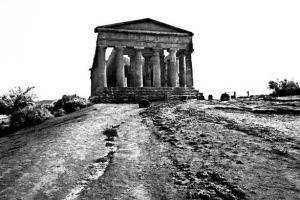 ναός στη Σικελία