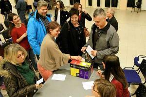 φωτογραφία τωμ μελών της ΦΛΛ απο τις εκλογές νέου δημοτικού συμβουλίου