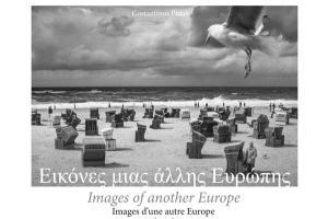 """εξωφυλλο βιβλίου """"Εικόνες μια άλλης Ευρώπης"""""""