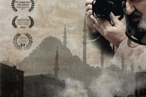 αφίσα The eye of Istanbul