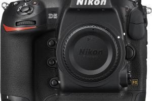 σώμα Nikon d5
