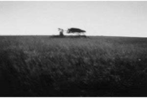 ασπρόμαυρη φωτογραφία τοπίου