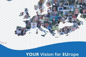 flyer εκδήλωσης / faces of europe