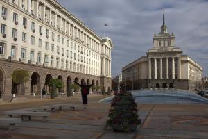 αναμνηστική φωτογραφία από τη Βουλγαρία