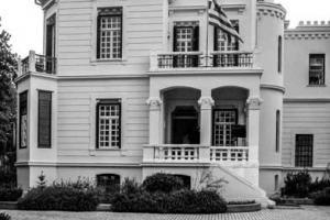 το σπίτι της Πηνελόπης Δέλτα