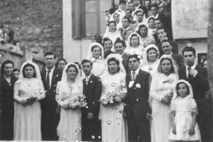 ομαδικός εβραϊκός γάμος το 1946, Εβραϊκό μουσείο Ελλάδας
