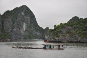 τοπίο στο HạLong Bay