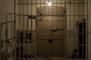 εσωτερικού πρώην διοικητηρίου στις φυλακές Τρικάλων