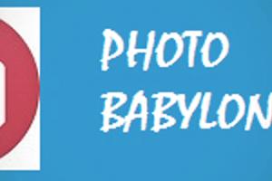 λογότυπο Photo Babylon